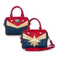 Captain Marvel Crossbody Purse