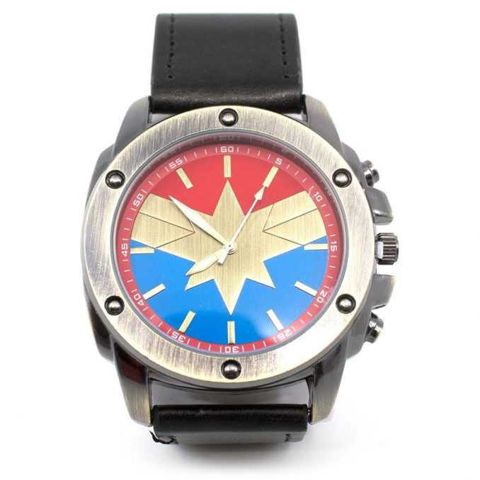 Captain Marvel Symbol Watch