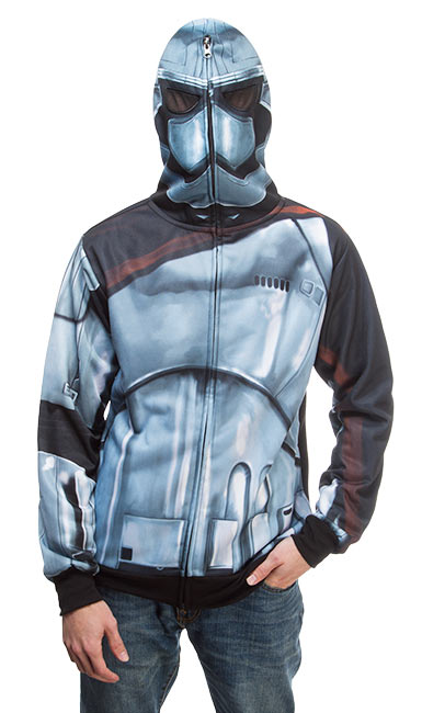 Captain Phasma Armor Hoodie