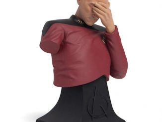 Captain Picard Facepalm Bust