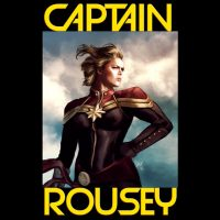 Captain Rousey T-Shirt