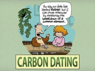 Carbon Dating T-Shirt