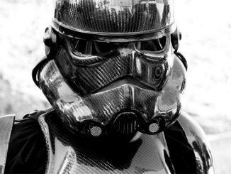 Carbon Fiber Stormtroopers