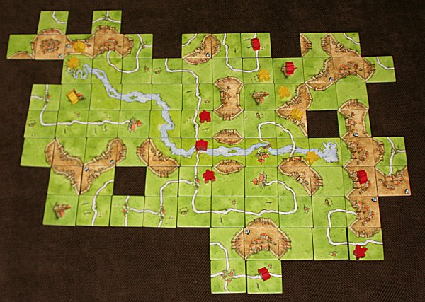 Geek Game Night: Carcassonne