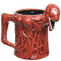 Carnage 2-Handled Sculpted Mug