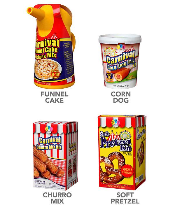 Carnival Food Kits
