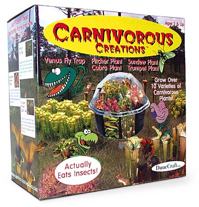 Carnivorous Plant Set