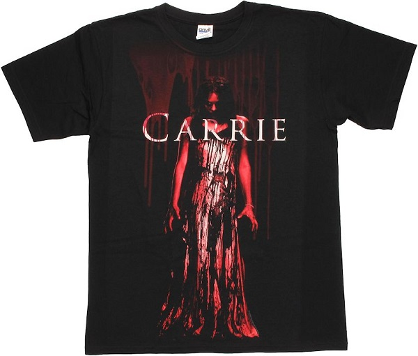 Carrie Dripping Blood Shirt