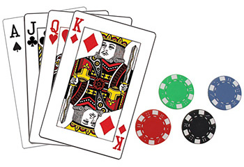 Casino Placemats and Coasters