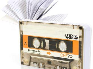 Cassette Notepad