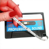 Cassette Tape Measure