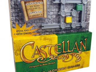 Castellan the Castle Building Game