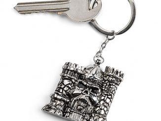 Castle Grayskull Keychain