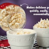 Catamount Microwave Popcorn Popper