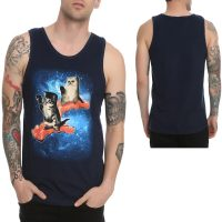 Cats Bacon Tank Top