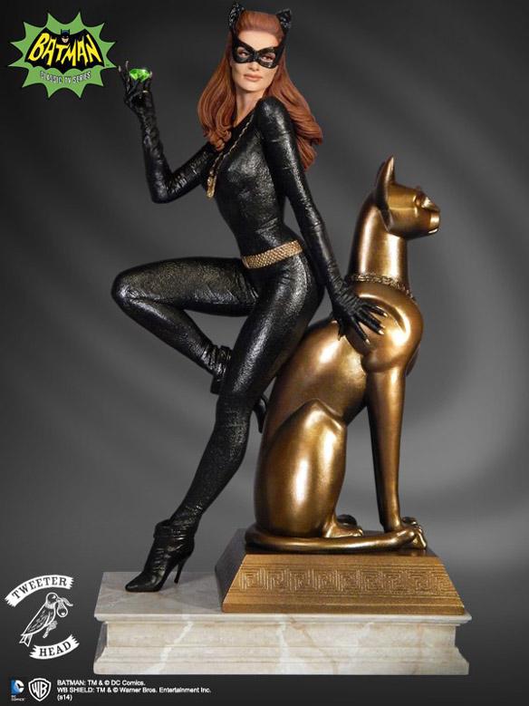 Catwoman Emerald Edition Maquette