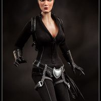 Catwoman Figure