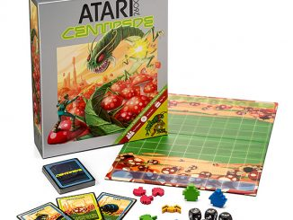 Centipede Board Game - Exclusive Atari 2600 Edition