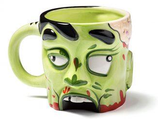 Ceramic Zombie Mug