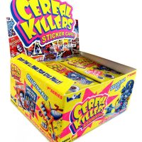 Cereal Killers Trading Cards