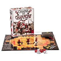 Chains to Champions BrickWarriors Game