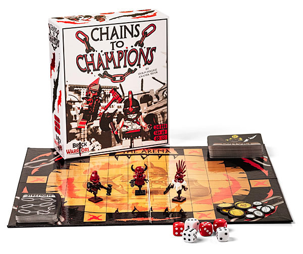 Chains to Champions Game