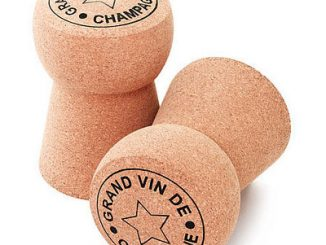 Champagne Cork Stool