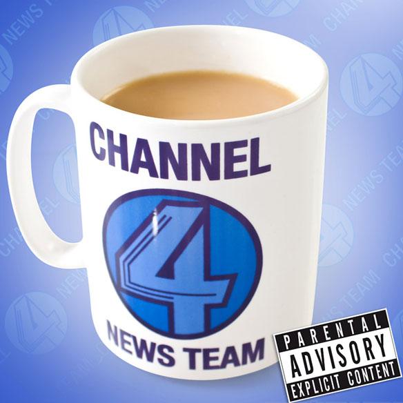 Channel 4 News Team Mug