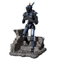 Chappie Scout 22 1 4 Scale Statue