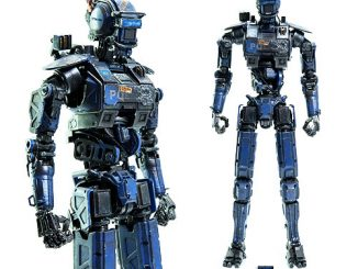 Chappie Scout 22 1 6 Scale Action Figure