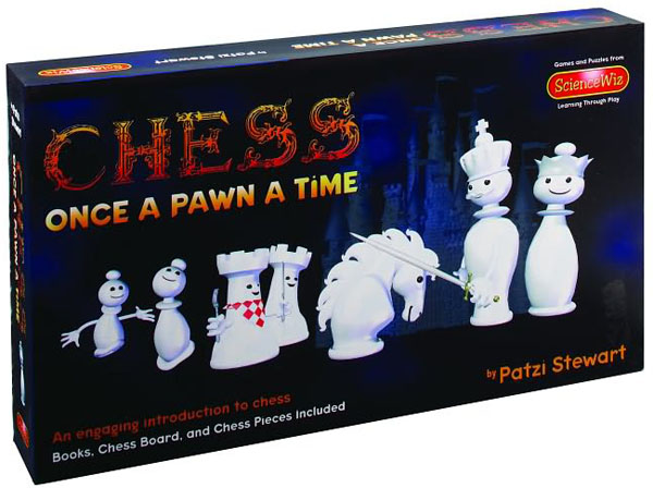 Chess Once A Pawn A Time