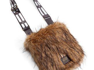 Chewbacca Furry Shoulder Bag