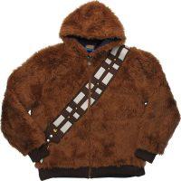 Chewbacca Han Solo Reversible Hoodie