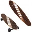Chewbacca Longboard Skateboard