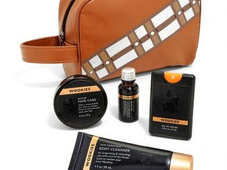 Chewbacca Wookiee Grooming Kit