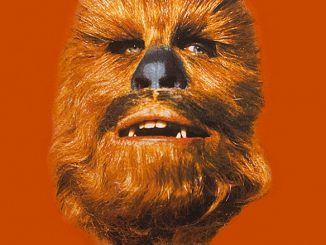 Chewie Big Face
