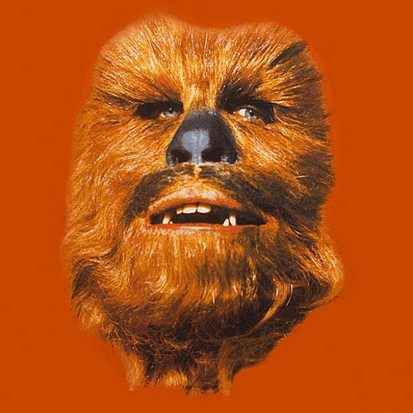 Chewie Big Face