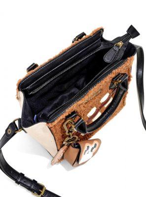 Chewie & Porg Sherpa Handbag