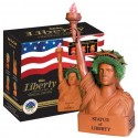 Chia Statue of Liberty with Torch Light, Special Edition