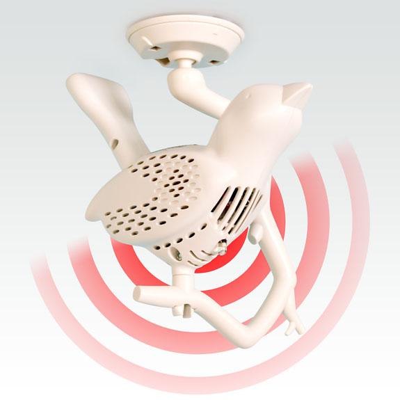 Chick-a-Dee Smoke Sensor