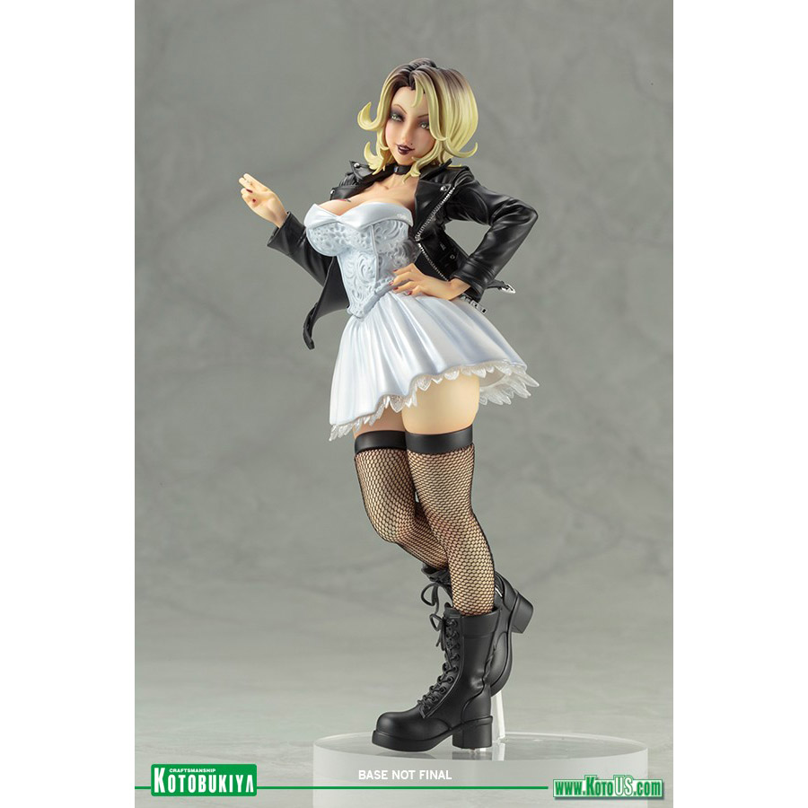 Child S Play Bride Of Chucky Tiffany Bishoujo Statue