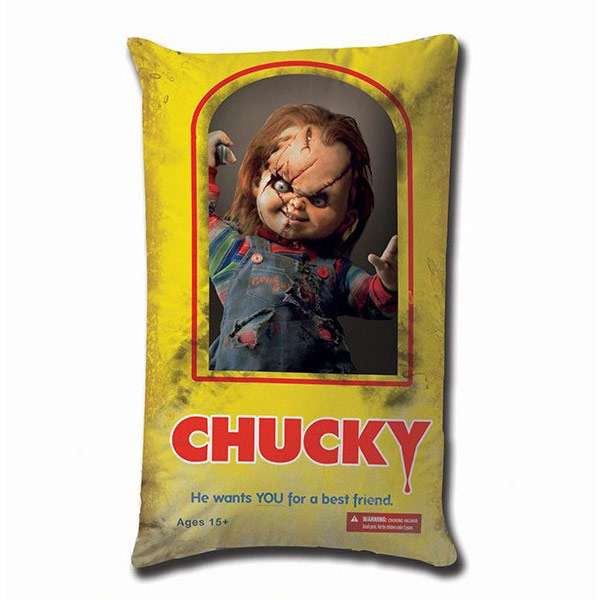 Childs Play Chucky Plush Pillow
