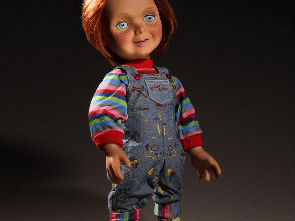 Как сделана кукла чаки