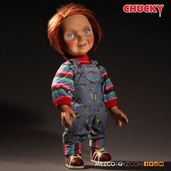Childs Play Talking Good Guys Chucky Doll