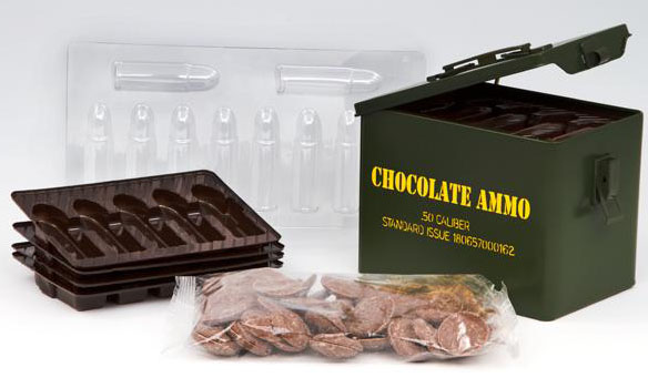 Chocolate Ammo Kit