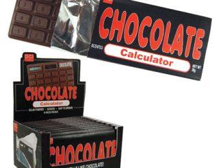 Chocolate Bar Calculator