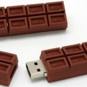Chocolate Bar USB Flash Drive