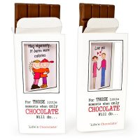 Chocolate Cards