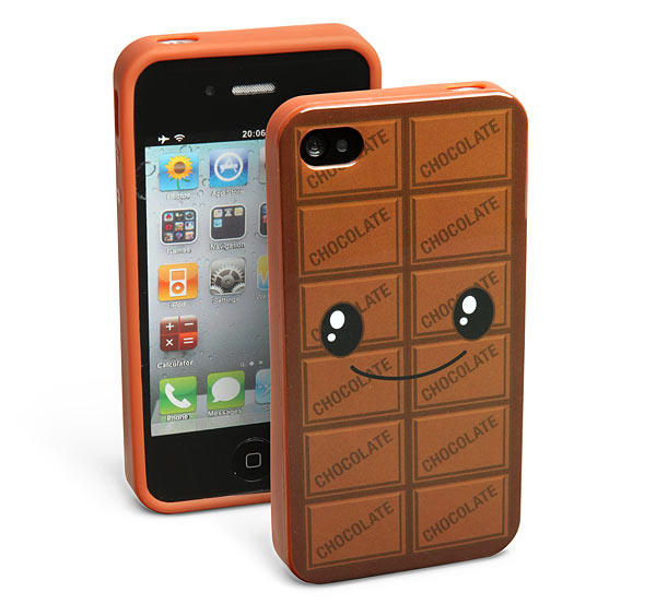 Chocolate Scented iPhone 4 Case
