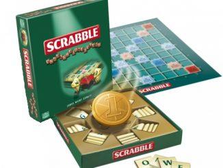 Chocolate Scrabble